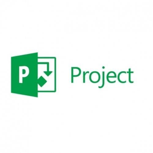 Microsoft Project w/ Software Assurance