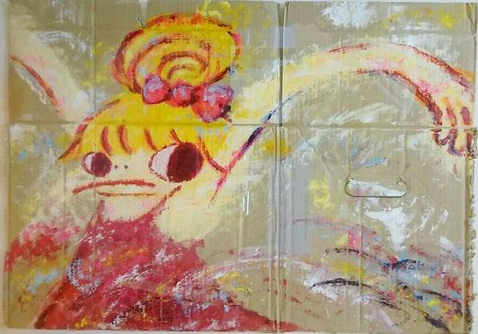 ロッカクアヤコ『Untitled』