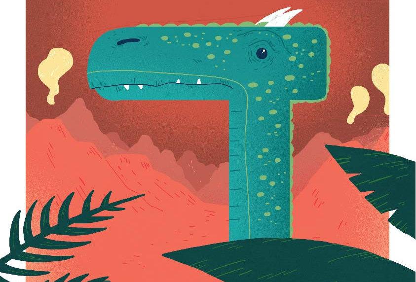 ד' - דינוזאור