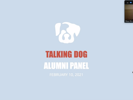 Old Dogs with New Tricks: An Alumni Panel