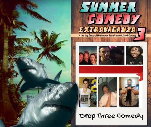 Drop Three Comedy