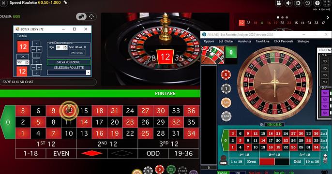 software roulette, bot roulette, come vi