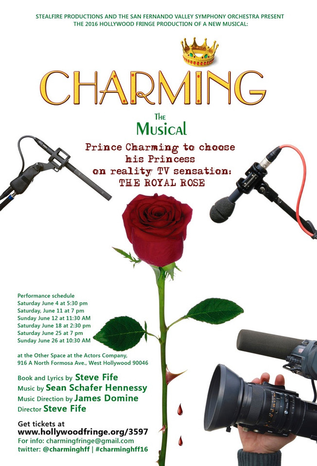 Charming: A New Musical!