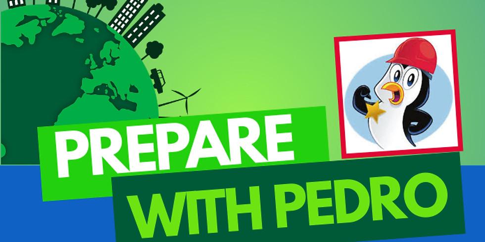 Prepare with Pedro - K-2nd Grade