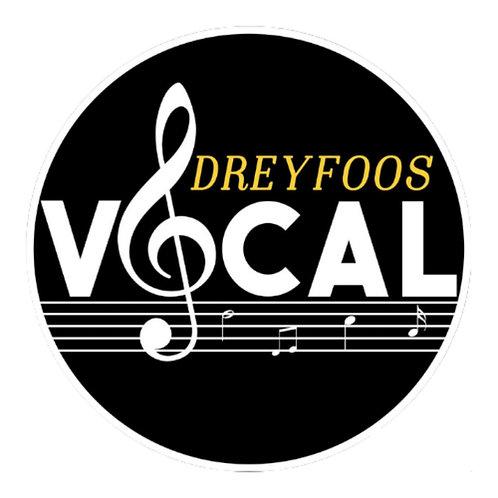 NEW! Dreyfoos Vocal Magnet