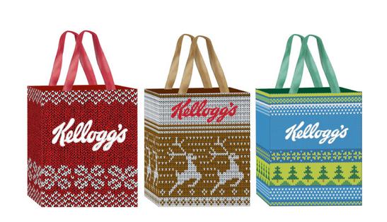 Kellogg's Holiday Tote