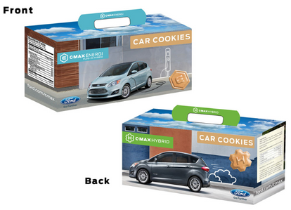 Ford C-Max Cookies