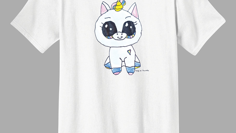 Rainbow Unicorn T-Shirt - Suggested Donation