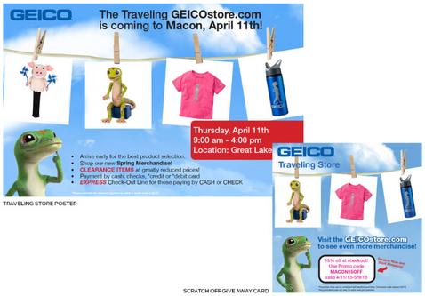 Merchandise Flyer