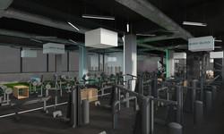 Sala de sport fitness 05