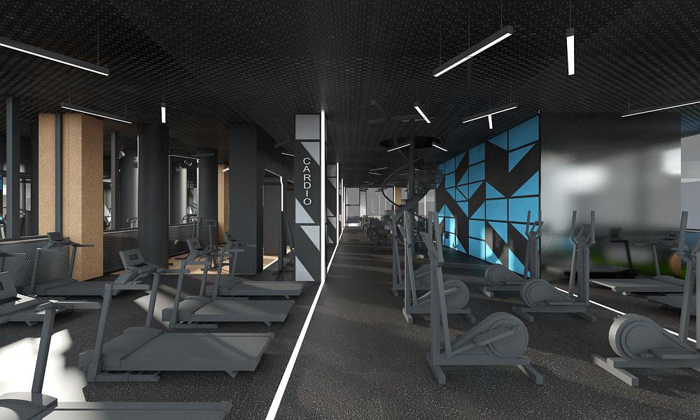 Sala de sport fitness 15