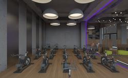 Sala de sport fitness 04
