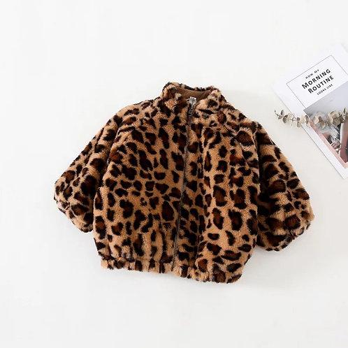 Cheetah Coat