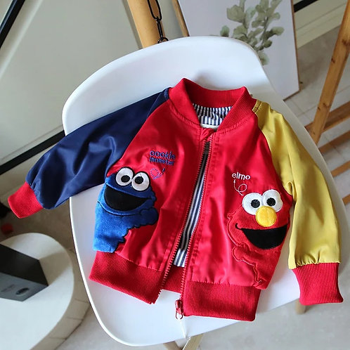 Elmo jacket