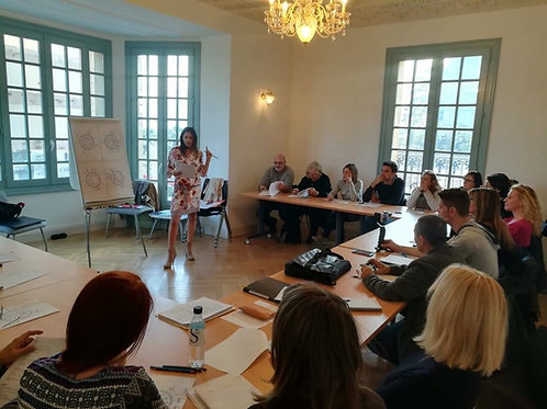 Formation complète Astrologie - Cycle 1 • Nice
