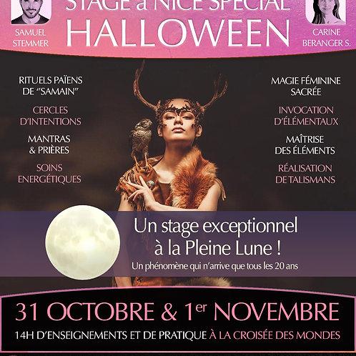 Stage Special Halloween - Decouvrez la Vraie Magie