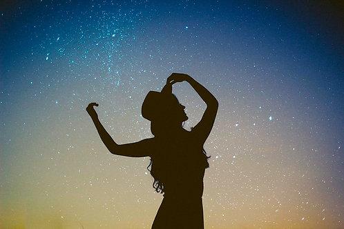 Atelier • Danse ArtThérapie & Astrologie • 18 Janvier 2020 - 14h30/17h30