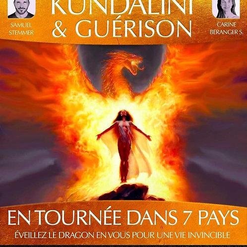 Stage KUNDALINI & GUERISON