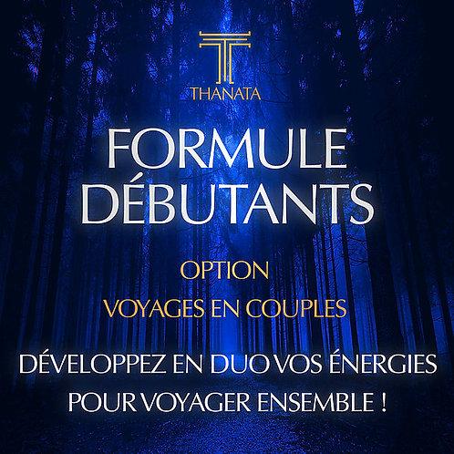 FORMULE DEBUTANTS - Option Voyages en Couple