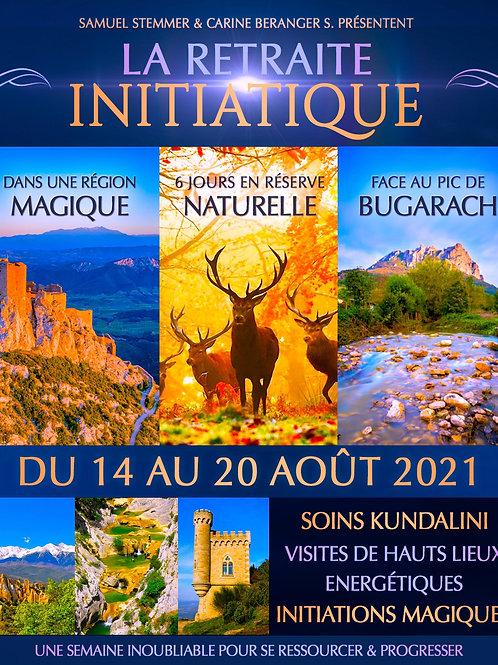 RETRAITE INITIATIQUE - 14 au 20 Août 2021 - Bugarach