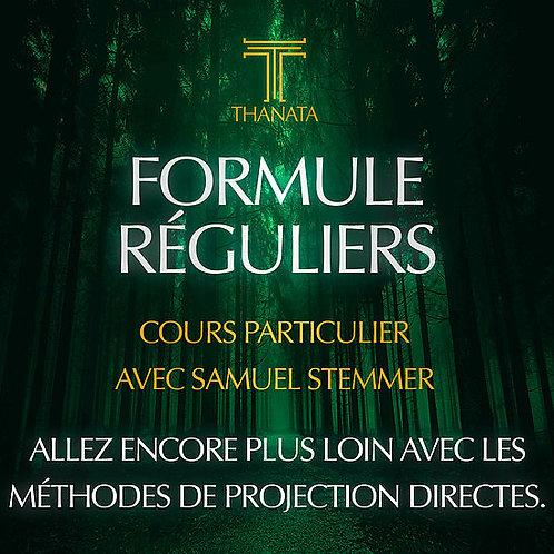 FORMULE REGULIERS - Cours de Samuel Stemmer