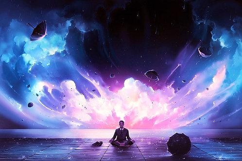 •  Méditation Pleine Conscience • Samuel STEMMER • 21 Mars 2020 -10h30/12h30