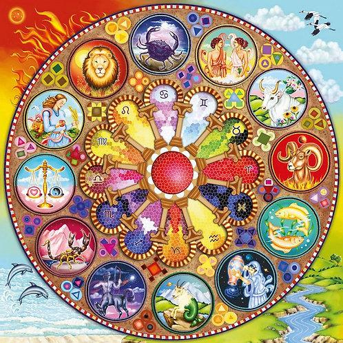 • Formation d'Astrologie - Module : Les 12 Signes • Samedi 17/10/20 • 10h/18h