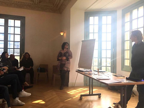 • L'Hypnose pour la Reconnexion au Soi • Samedi 2 Mars - 14h30 à 17h30 - Nice
