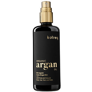 Organic Cold-Pressed Moroccan Argan Oil