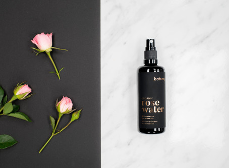 ROSE WATER - The queen of flowers will refresh you!