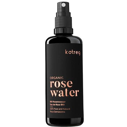 Organic Bulgarian Rose Water - Rosa Damascena