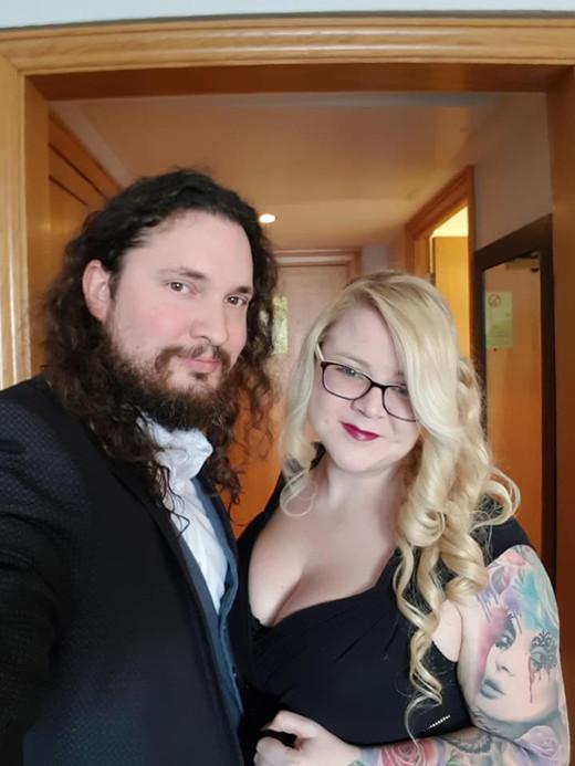 Stephanie & Blake Hudson