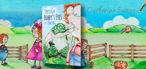 Catherine Sutton Illustrator - Artist - Designer - Author