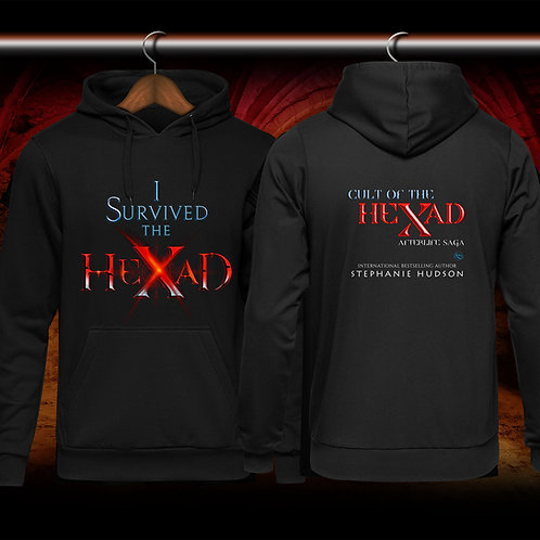 I survived The Hexad Hoodie