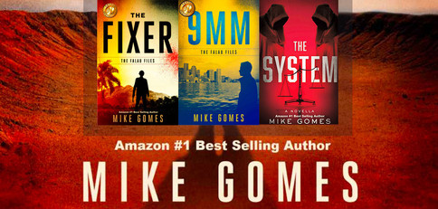 Mike Gomes Author