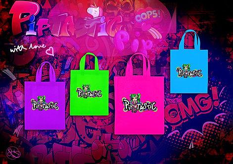 Piptastic Tote Bag