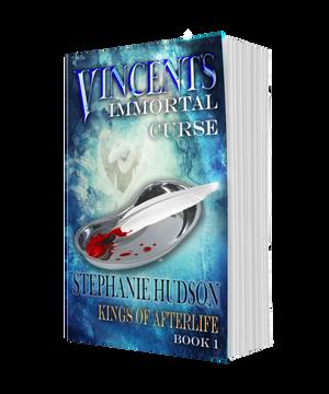 Vincent's Immortal Curse-Book-1