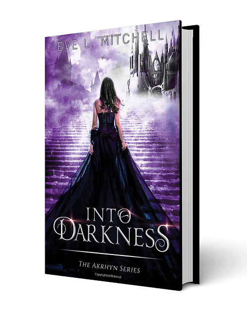 Signed Copy Of Into Darkness