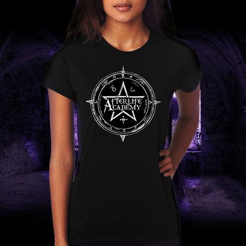 Afterlife Academy T Shirt  Round Neck