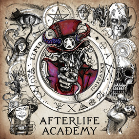 WELCOME TO THE AFTERLIFE ACADEMY