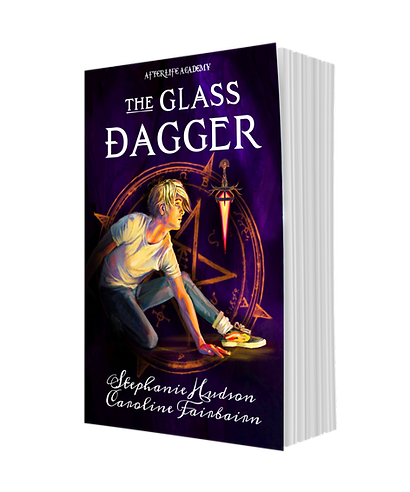 Afterlife-Academy-The-Glass-Dagger-Book-