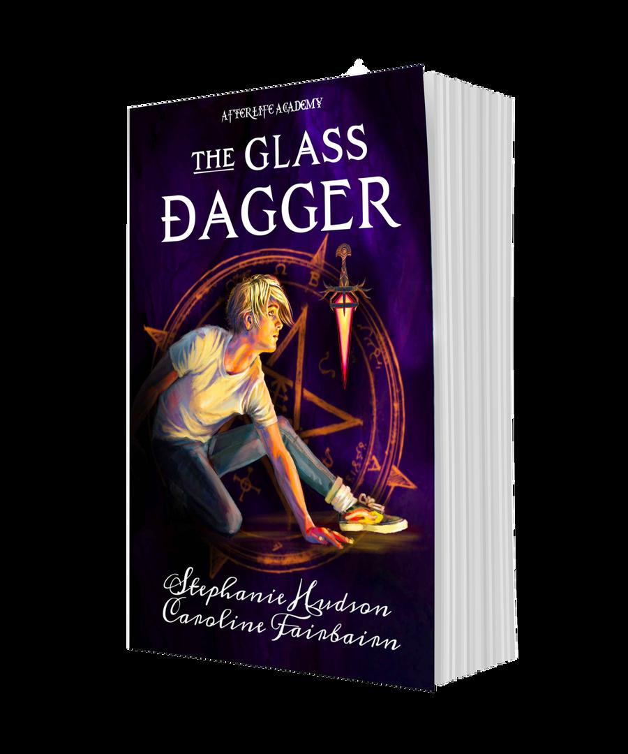 The-Glass-Dagger-Book-1