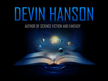 Signed Author Devin Hanson