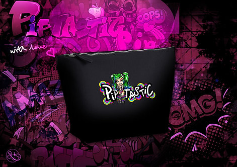 Piptastic toiletry Bag