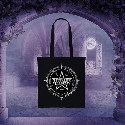 Afterlife Academy Logo Tote Bag