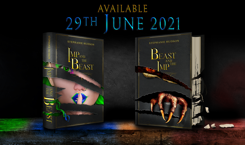 Imp-and-the-Beast Books