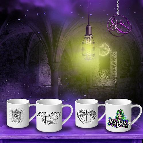 Pack of 4 Mugs