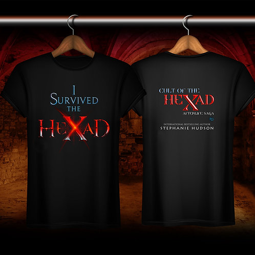 I Survived the Hexad T-shirt