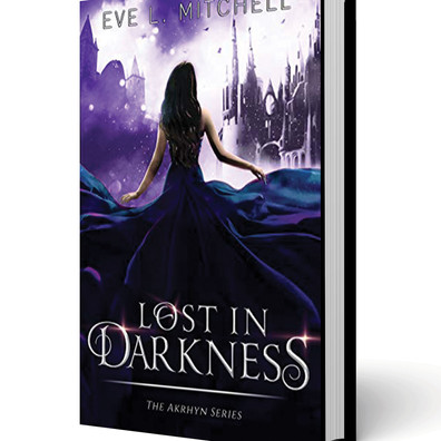 Lost in Darkness - Release Day Giveaway