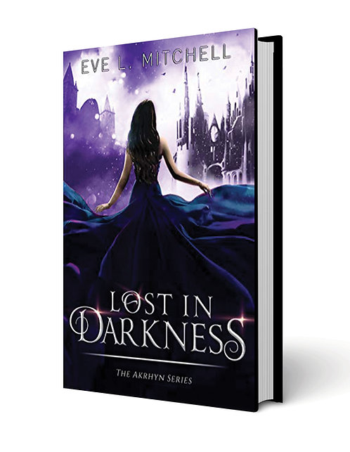 Signed Copy Of Lost In Darkness